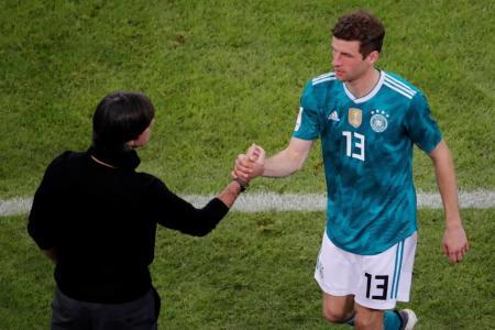 Mueller, Oezil, Can to miss Brazil friendly