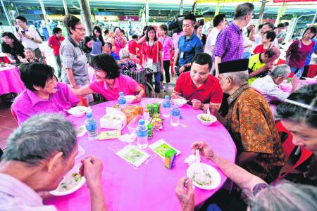 Help for needy more effective if offered in concerted way: Desmond Lee