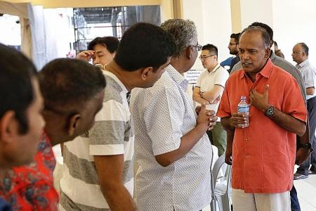 Shanmugam: Govt stricter with religious events than cultural events