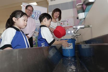 More local schools involved in World Water Day activities