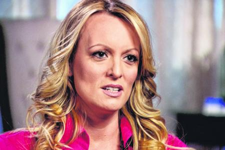 Stormy Daniels threatened on 'near-hourly basis': lawyer