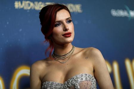 Midnight Sun star Bella Thorne finds the light within after dark past
