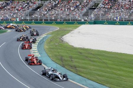 F1 opener missing X-factor