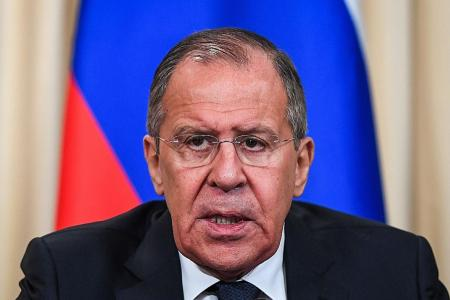 Russia blames US for putting 'colossal pressure' on allies