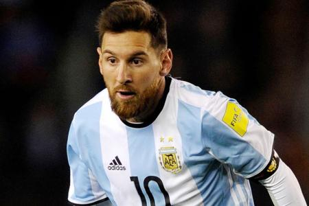 Argentina have score to settle at World Cup: Messi