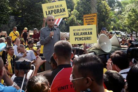 Protests after M'sia approves new electoral boundaries