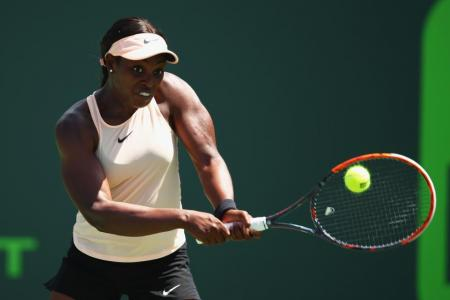 World No 93 Knock Venus Williams Out Of Miami Open