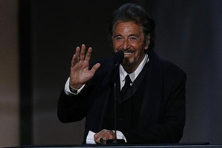 Al Pacino takes on another controversial real-life figure in Paterno