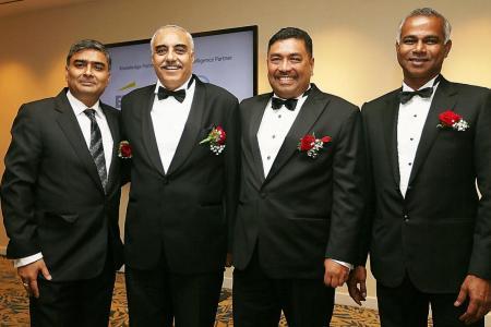 Four Indian entrepreneurs lauded for business achievements