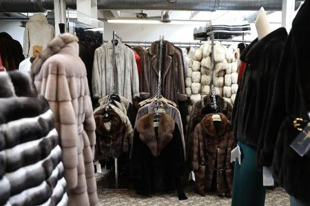 Animal rights groups smell blood as fashion labels go fur-free