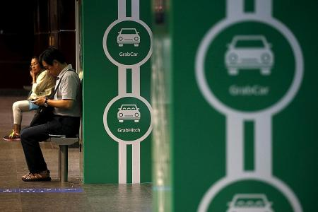 Grab server problems causing massive headache for commuters