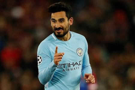 Guendogan: City better prepared to cope with Liverpool's attack