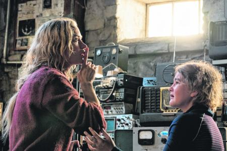 Emily Blunt fought to be cast by director-husband in A Quiet Place