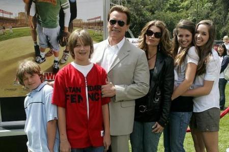 Actor Patrick Schwarzenegger follows dad's footsteps with Midnight Sun