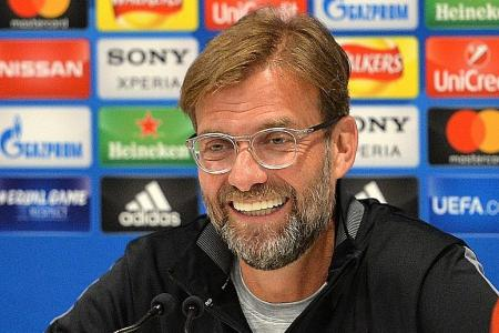 Klopp: Record's not important, just beat the best