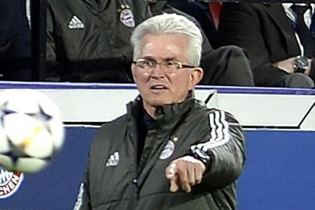 Heynckes urges improvement after slim win
