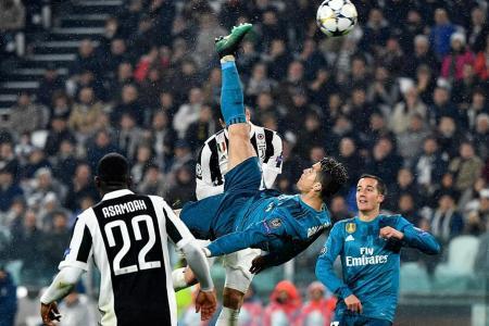 Neil Humphreys: Why Ronaldo's goal was perfect