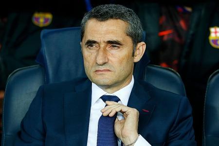 Barca below par despite emphatic win: Valverde