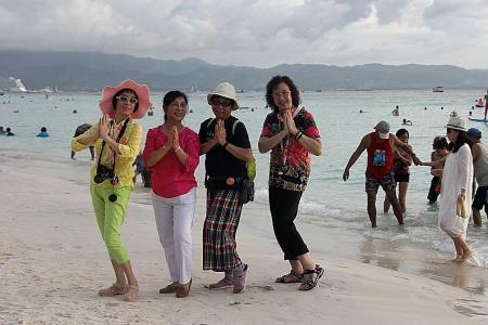 Airlines cut back flights as Boracay prepares for closure