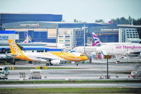 Man arrested for making false bomb threat on Scoot flight