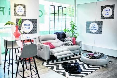 Space constraints? Courts' new furniture range has the perfect fit