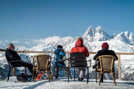 Svaneti, Georgia's rocky wilderness, is new ski paradise