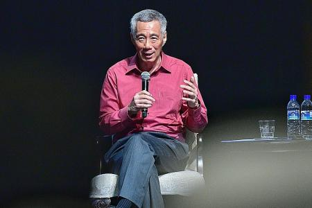 PM Lee: Time to reimagine and rebuild Singapore