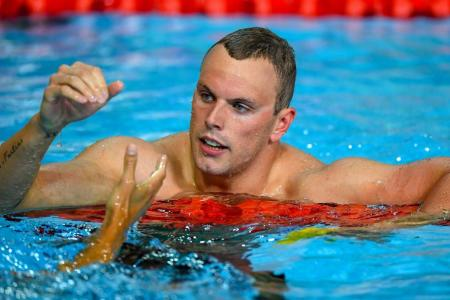 Chalmers wins gold after heart surgery
