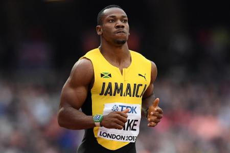 Blake's chance to step out of Bolt's shadow