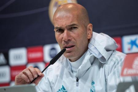 Zidane understands Bale's frustration