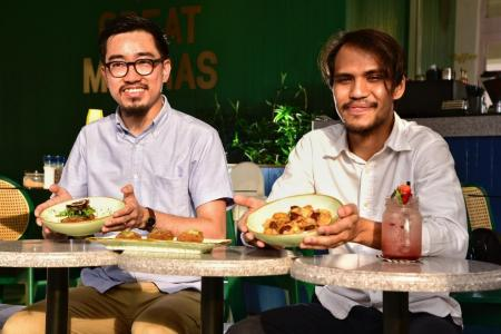 More eateries offering Halal food options