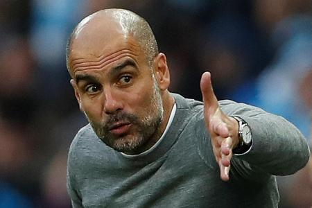 Guardiola laments tough EPL, turns attention to Liverpool mission