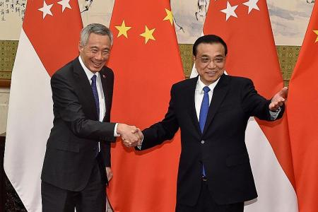 Singapore, China strengthen partnership with new deal