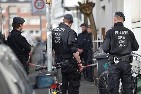 Police probe background of Germany van attacker