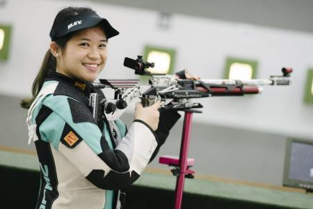 Veloso wins Singapore's first gold at Commonwealth Games