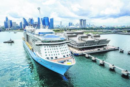 Asia's largest cruise ship to return for six months