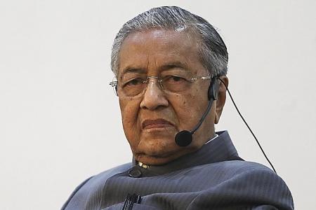 Malaysian politicians get tough ahead election announcement