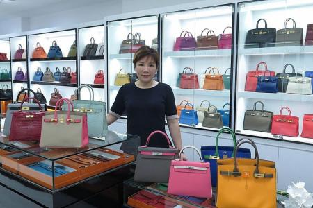 Largest reseller of Hermes bags in S'pore opens flagship showroom