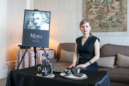 From doing Madonna's facials to becoming MDNA SKIN's brand ambassador