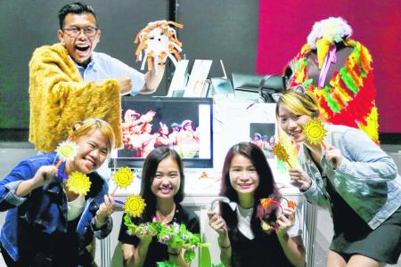 Republic Poly students create sensory-friendly theatre show