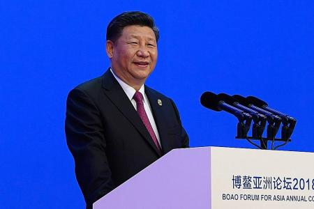 Xi renews pledges to open economy, cut tariffs this year