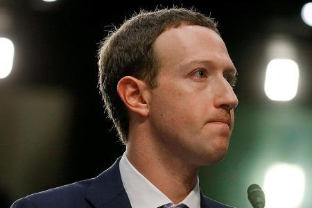 Zuckerberg on sharing his personal info: 'Um, uh, no'