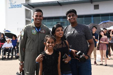 RSAF ambassadors found love in the air force