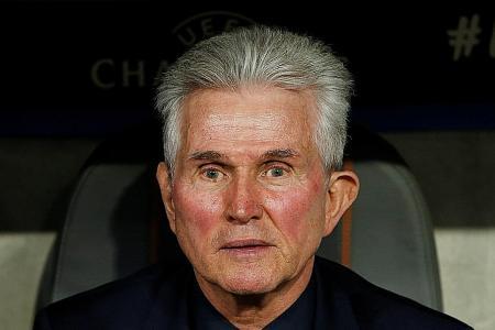 Heynckes happy as disciplined Bayern keep Treble dream alive