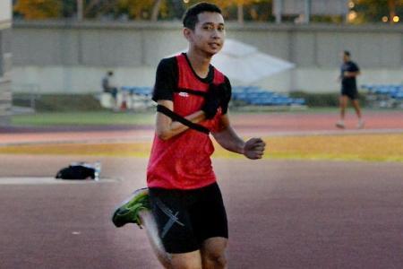 Para-sprinter Khairi handed four-year ban