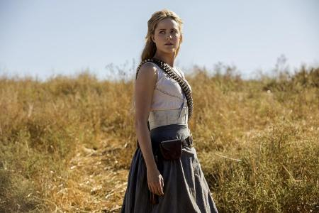 Wood empowered by her Westworld character to fight sexual assault