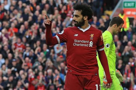 40-goal Salah not done yet, says Klopp