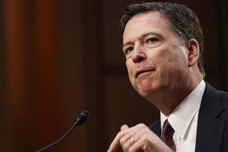 Trump denies firing Comey over Russian Federation probe