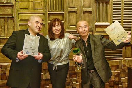 Shinji by Kanesaka wins big in Best Asian Restaurant Awards