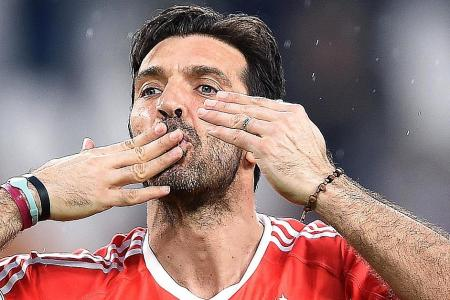 BUffon should watch his mouth, says Italian referees' head Nicchi